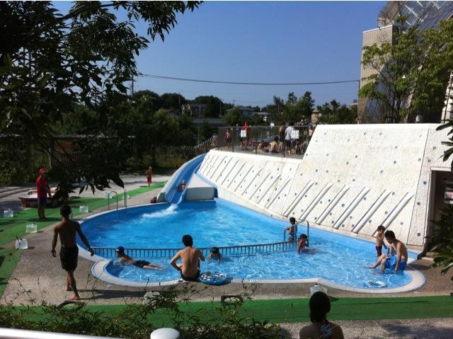 千葉市にある室内プール『こてはし温水プール』