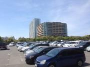 千葉ポートタワー駐車場の混雑状況-2014年5月-03