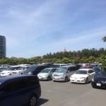 千葉ポートタワー駐車場の混雑状況-2014年5月-02