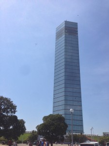 千葉ポートタワーの外観